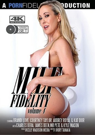 MILF Fidelity 4 - 2 Disc Set
