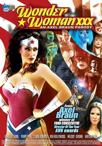 Wonder Woman XXX: An Axel Braun Parody - 2 Disc Set