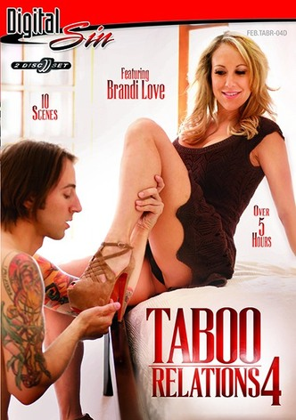 Taboo Relations 4 - 2 Disc Set