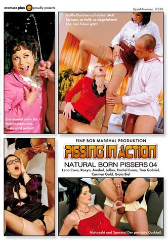 Pissing In Action - Natural Born Pissers 4