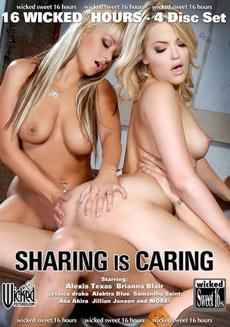 Sharing Is Caring - 4 Disc Set - 16h