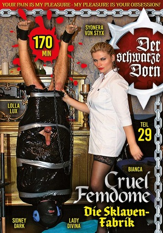 Cruel Femdome 29: Die Sklaven-Fabrik