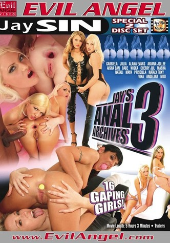 Jay's Anal Archives 3 - Special 2 Disc Set