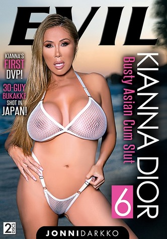 Kianna Dior: Busty Asian Cum Slut 6 - 2 Disc Set