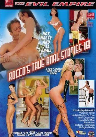Rocco's True Anal Stories 18