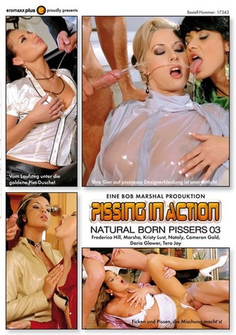 Pissing In Action - Natural Born Pissers 3