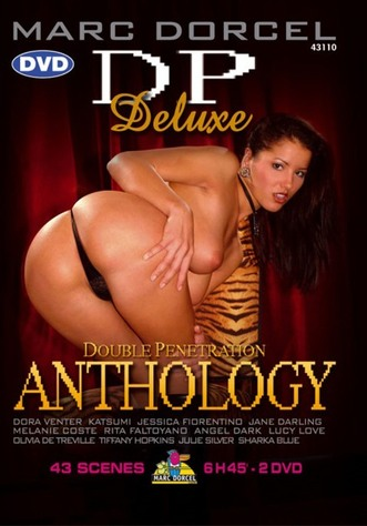 Anthology DP Deluxe - 2 DVDs