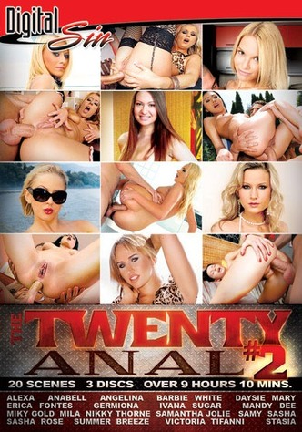 The Twenty Anal 2 - 3 Disc Set