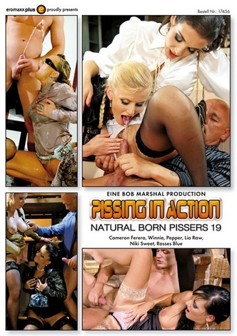 Pissing In Action - Natural Born Pissers 19