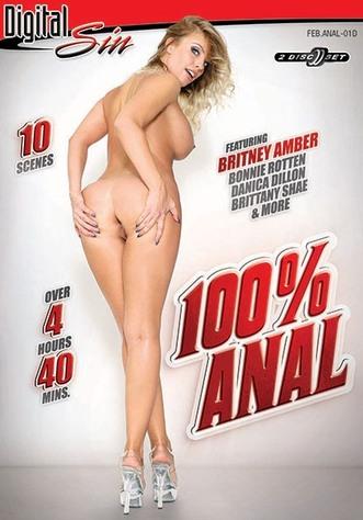 100% Anal - 2 Disc Set