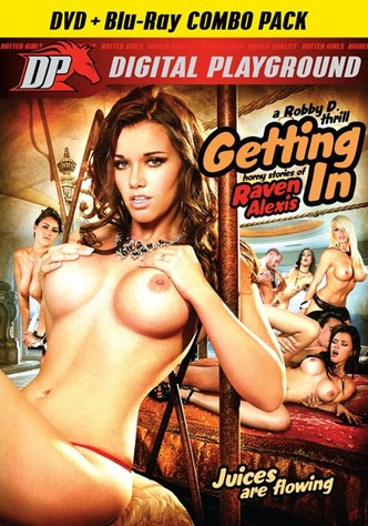 Raven Alexis: Getting In - DVD + Blu-ray Combo Pack