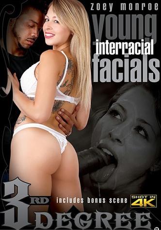 Young Interracial Facials
