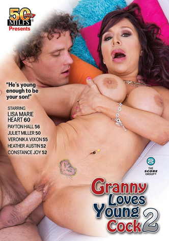 Granny Loves Young Cock 2