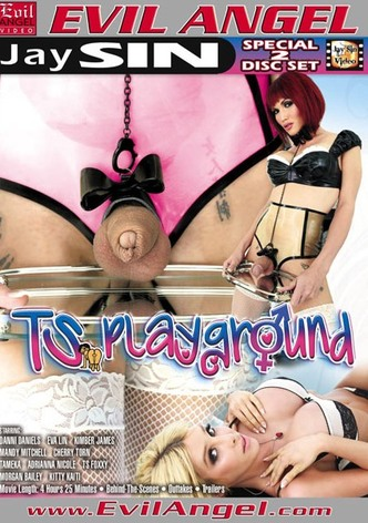 TS Playground - Special 2 Disc Set