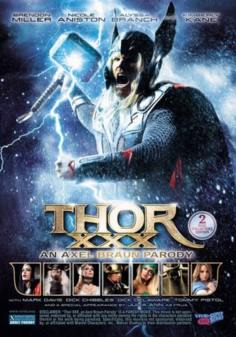 Thor XXX: An Axel Braun Parody - 2 Disc Collector's Edition