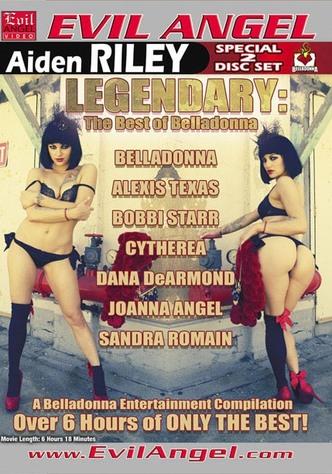 Legendary: The Best Of Belladonna - Special 2 Disc Set