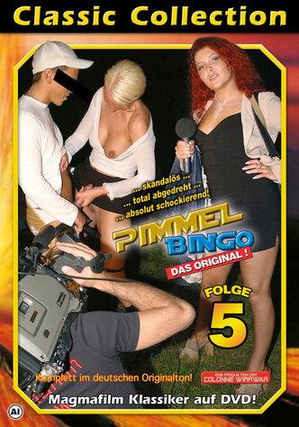 Pimmel Bingo 5 - Classic Collection