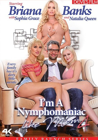 I'm A Nymphomaniac Like Mom 4