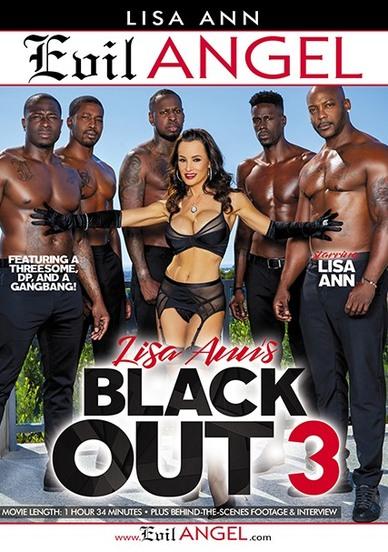 Lisa Ann's Black Out 3