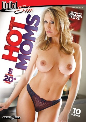 Hot Moms - 2 Disc Set