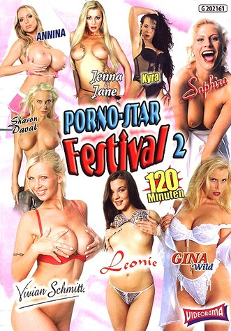 Porno-Star Festival 2 - Jewel Case