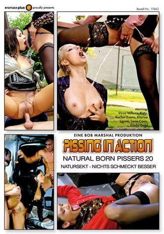 Pissing In Action - Natural Born Pissers 20