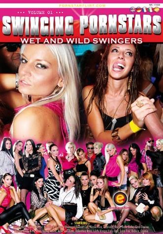Swinging Pornstars: Wet And Wild Swingers