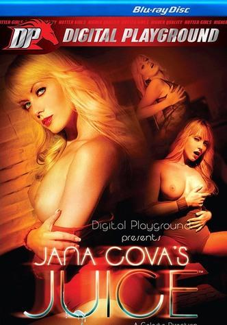 Jana Cova's Juice - Blu-ray Disc