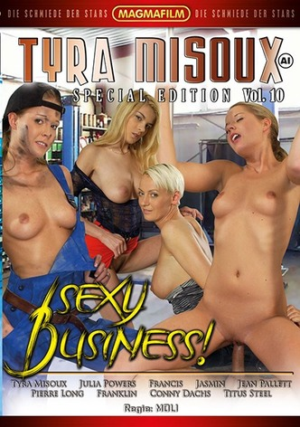 Tyra Misoux Special Edition 10: Sexy Business