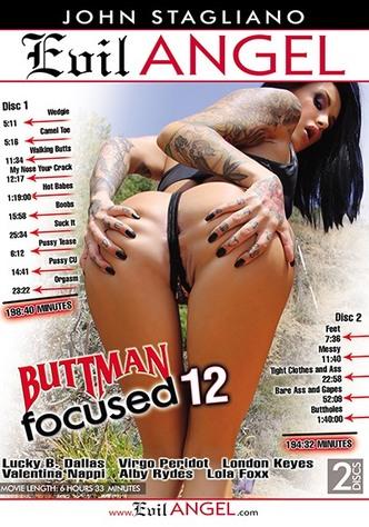 Buttman Focused 12 - 2 Disc Set