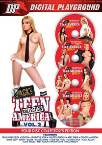Jack's Teen America Collection 2 - 4 Disc Collectors Edition
