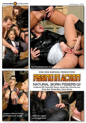 Pissing In Action - Natural Born Pissers 2