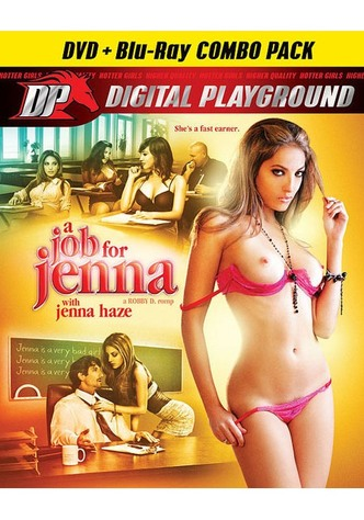 A Job For Jenna - DVD + Blu-ray Combo Pack