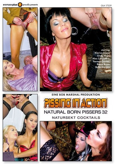 Pissing In Action - Natural Born Pissers 32