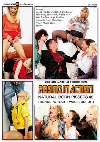 Pissing In Action - Natural Born Pissers 48