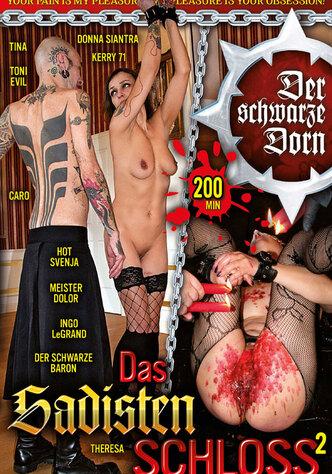 Der Schwarze Dorn - Das Sadistenschloss 2