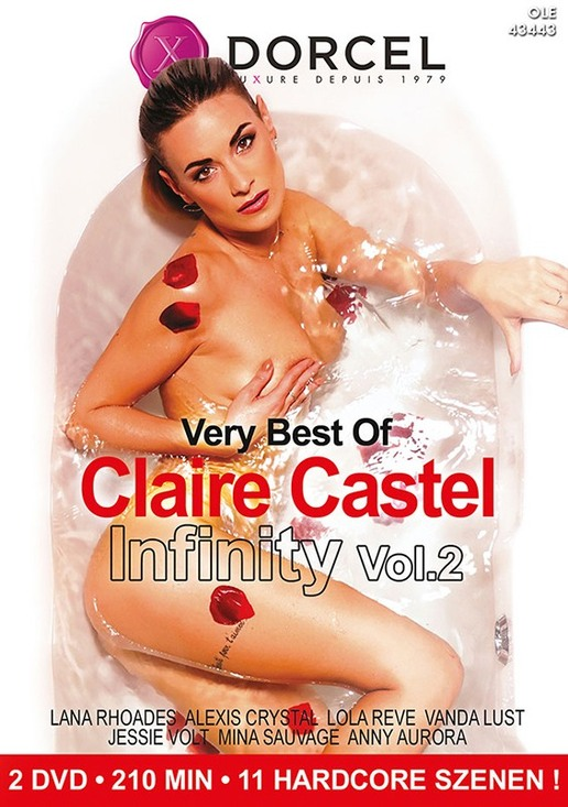 Very Best Of Claire Castel 2 - 2 Disc Set