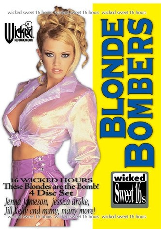 Blonde Bombers - 4 DVDs