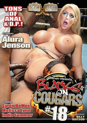 Blacks On Cougars 18