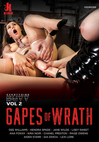 Gapes Of Wrath