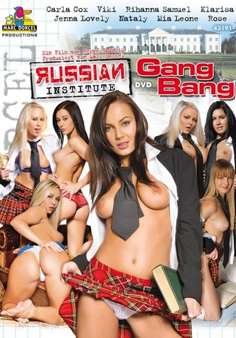 Russian Institute - Lesson 13 - Gangbang