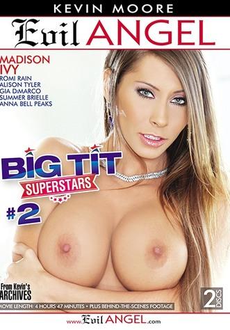 Big Tit Superstars 2 - 2 Disc Set