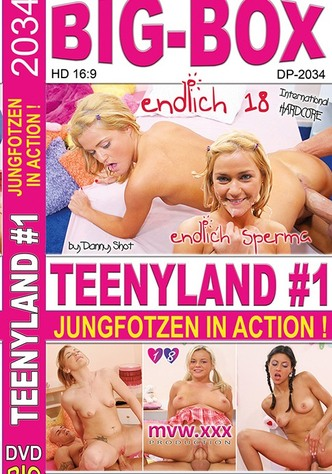 Teenyland - 4 DVD Big-Box
