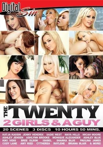 "The Twenty ""2 Girls & A Guy"" - 3 Disc Set"