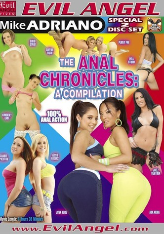 The Anal Chronicles - 2 Disc Set