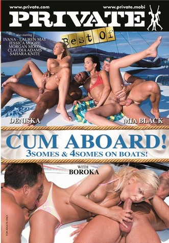 Best Of By Private - Cum Aboard!