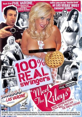 100% Real Swingers: Meet The Rileys