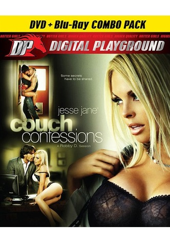 Jesse Jane: Couch Confessions - DVD + Blu-ray Combo Pack
