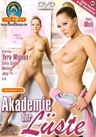 Tyra Misoux - Akademie der Lüste
