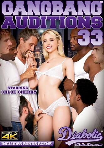 Gangbang Auditions 33